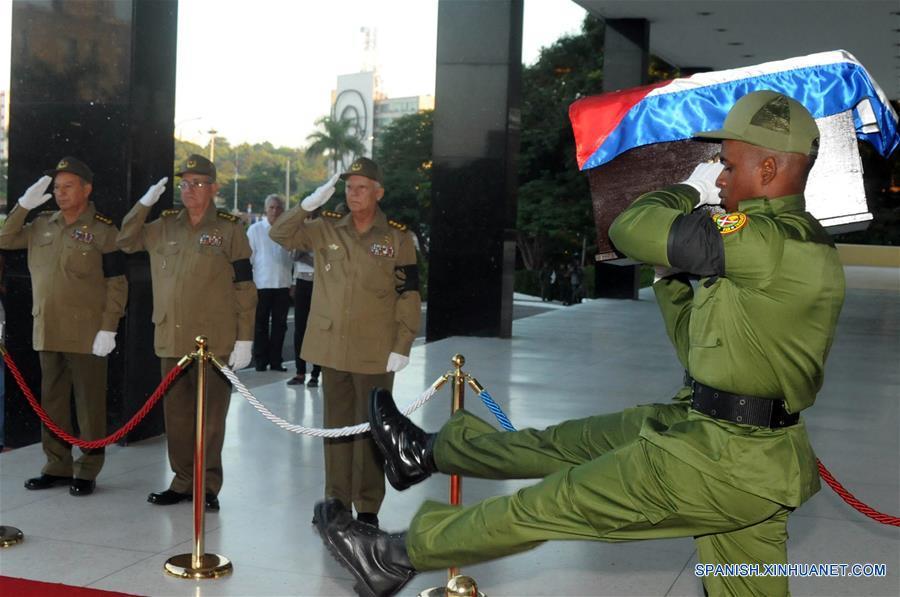 Santiago de Cuba rendirá homenaje a Fidel Castro