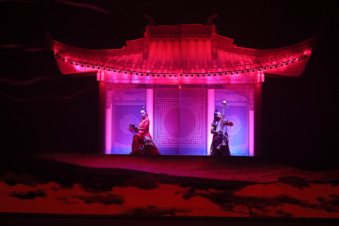 Una orquesta china cierra en Colombia el Año de Intercambio Cultural con América Latina