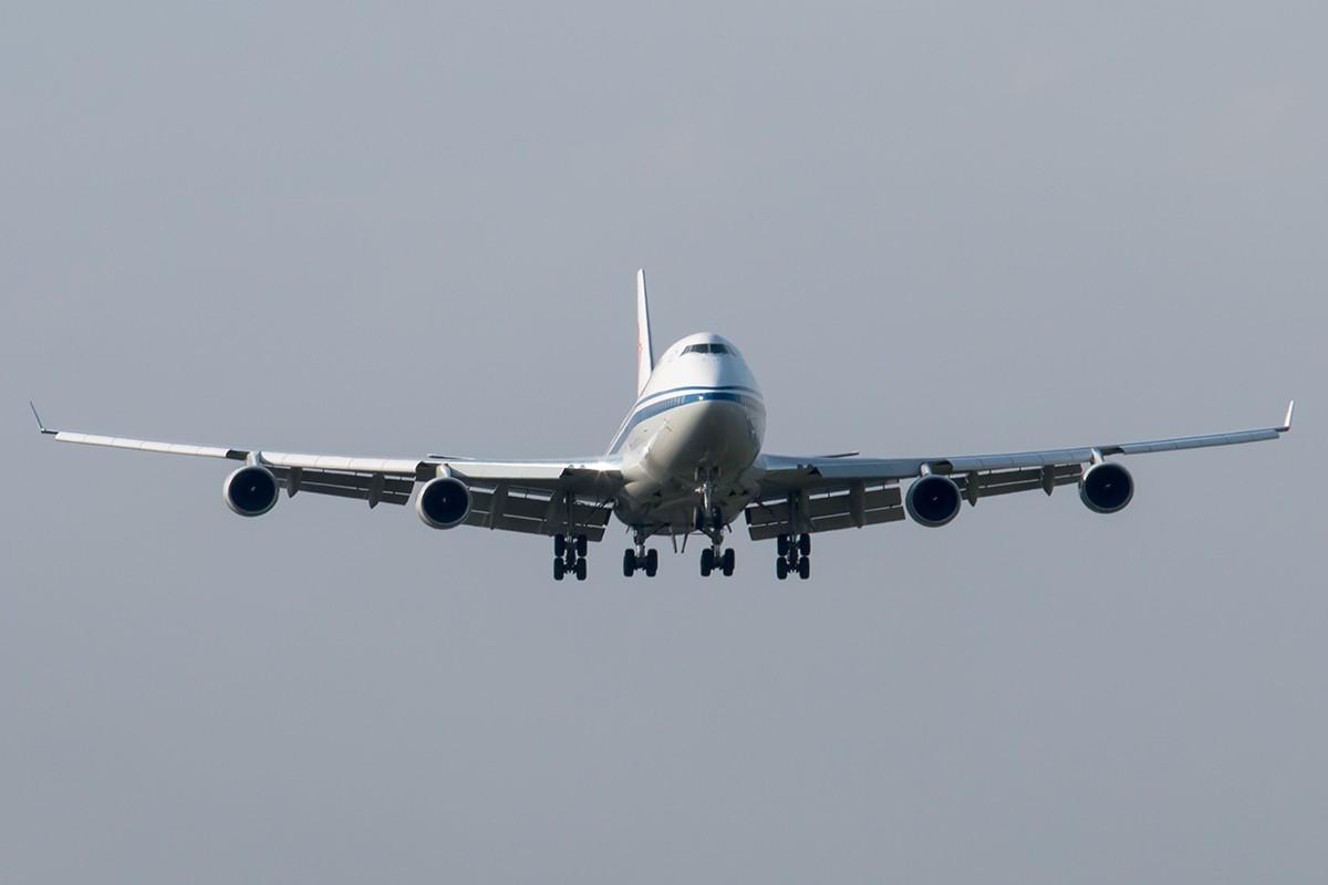 Airbus mejora su previsión del mercado chino
