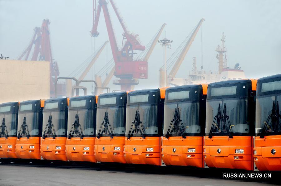 В ноябре индекс PMI в производственном секторе Китая вырос до 51,7