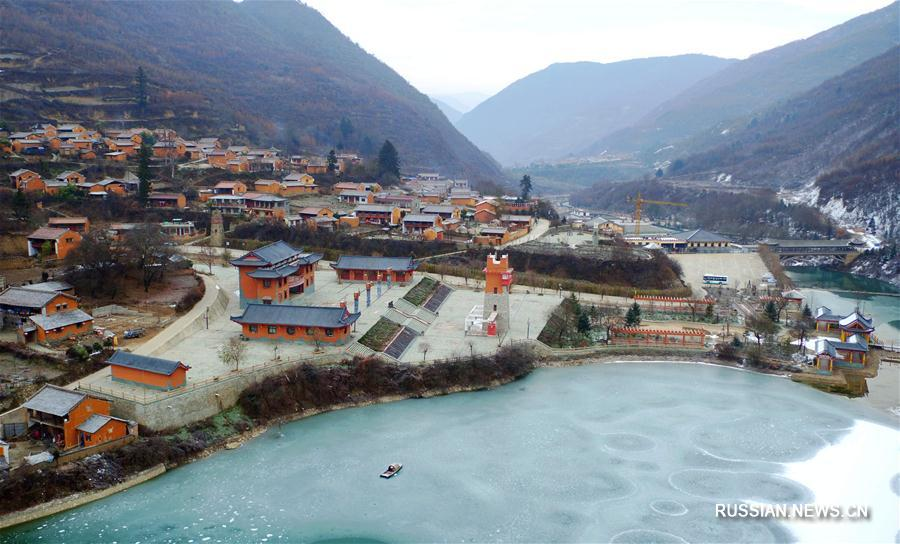 Развитие сельского туризма в уезде Данчан провинции Ганьсу