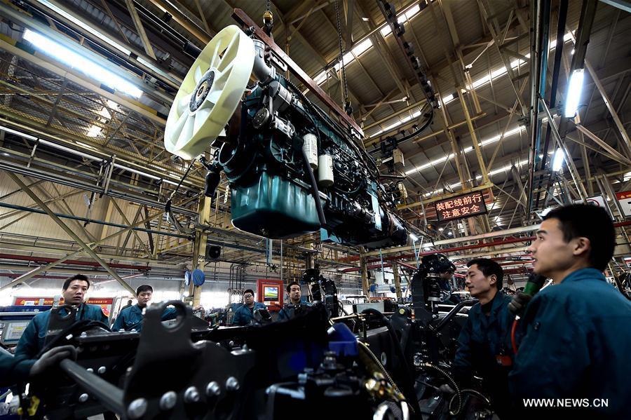 Crecimiento de sector manufacturero de China supera expertativas en noviembre