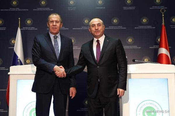 لا سوريا ولا روسيا هاجمت جنودا أتراك