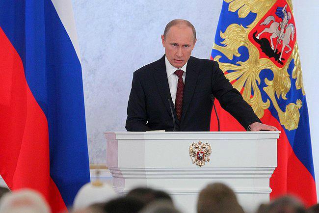 Владимир Путин назвал отношения России и Китая образцовыми