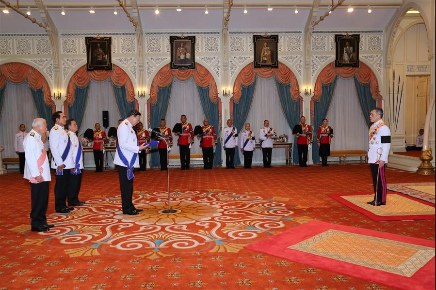 Príncipe heredero se proclama oficialmente rey Rama X de Tailandia