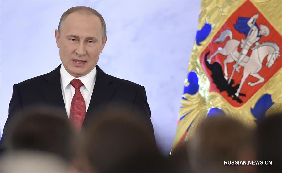 Активная восточная политика России продиктована долгосрочными национальными интересами -- В. Путин