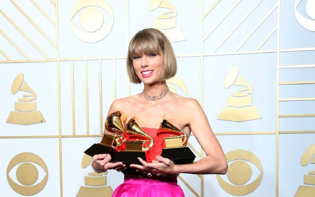 Taylor Swift was the big winner, taking home three awards including Album of the Year and Best Pop Vocal Album for