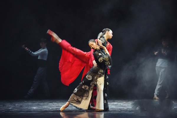 Центральная балетная труппа Китая с успехом завершила гастроли в Великобритании