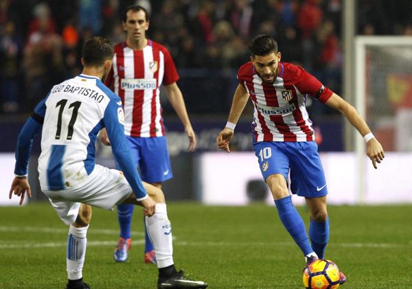 El At. de Madrid empata en casa y desperdicia una gran oportunidad de acercarse a la cabeza