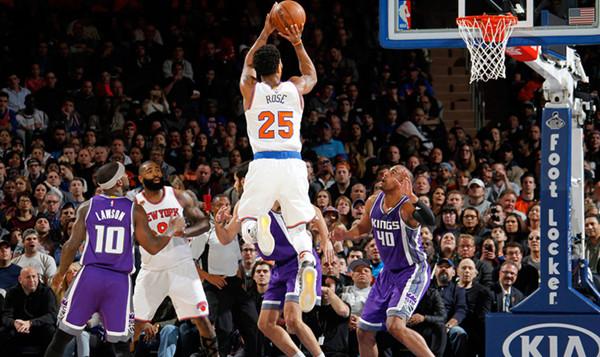 NBA: New York 106 - Sacramento 98