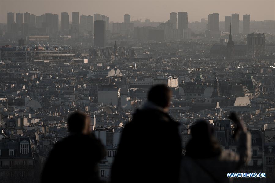 Circulation alternée à Paris et dans 22 communes — Pollution