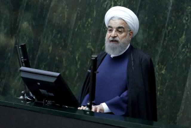 Глава Ирана предостерег Обаму от продления санкций и пригрозил ответом