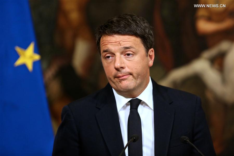 Primer ministro italiano dimitirá tras aprobación de presupuesto para 2017