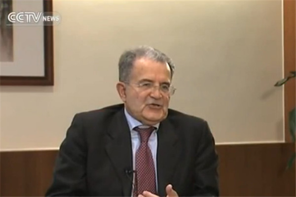 Interview with former Italian PM Romano Prodi