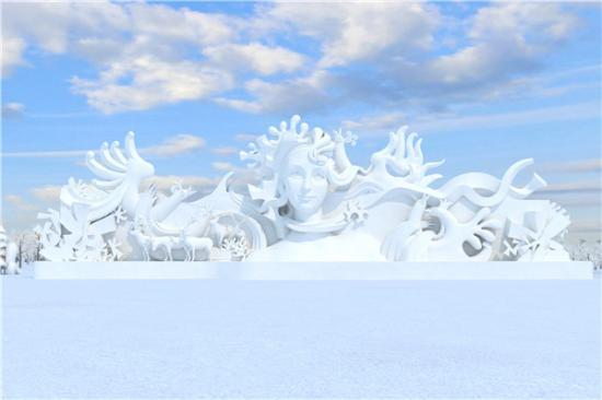 A stunning display of sculptures will be unveiled to tens of thousands of tourists visiting from all across the globe.
