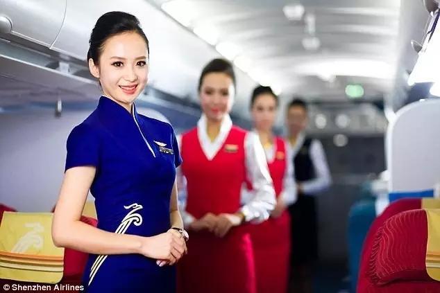 Liu Miaomiao, a Shenzhen Airlines