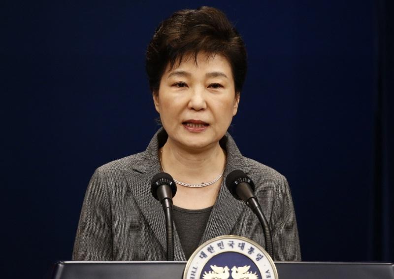 Park espera la votación para su destitución y podría renunciar en abril