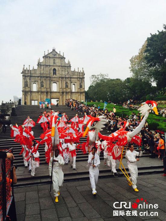 La región celebra el 17 aniversario de su retorno a China