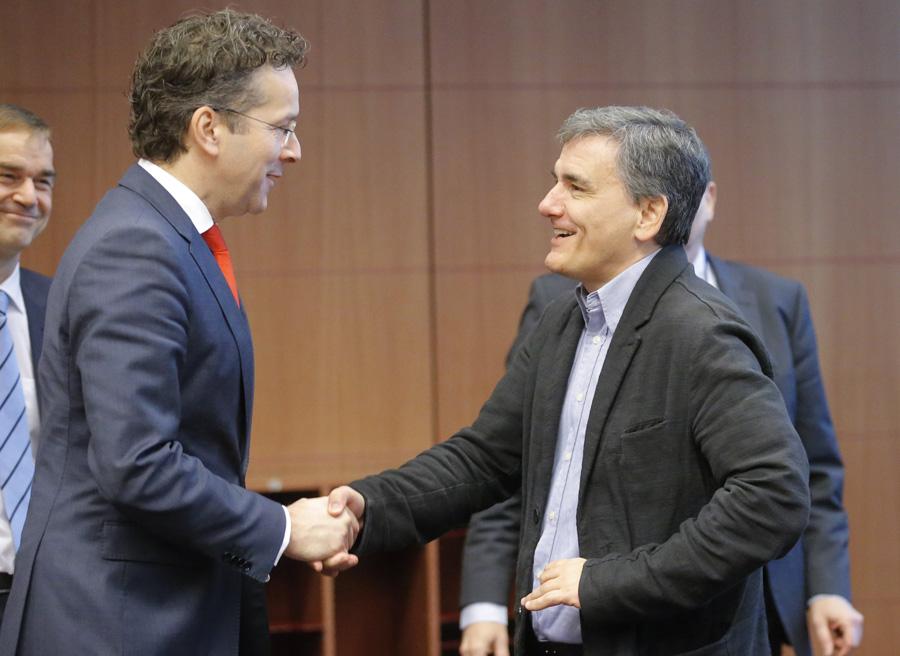 Eurogrupo acuerda medidas de reducción de la deuda a corto plazo
