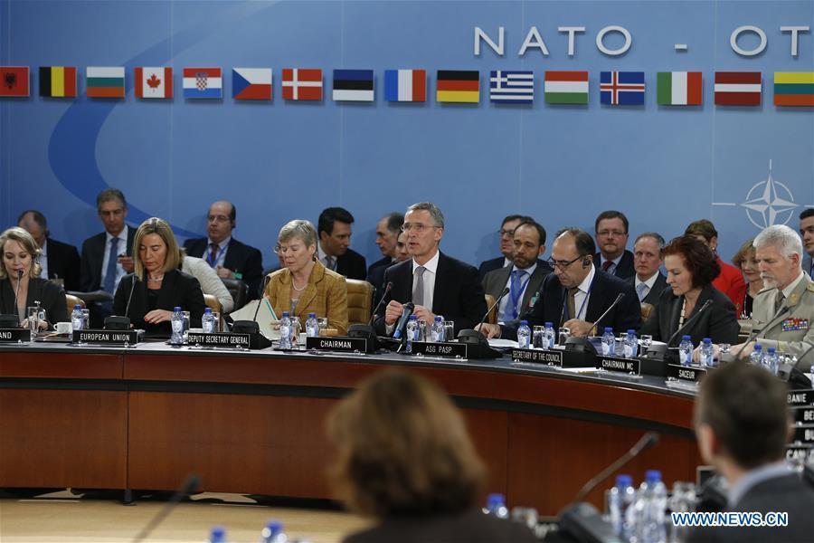 Cancilleres se enfocan en profundizar los lazos OTAN-Unión Europea