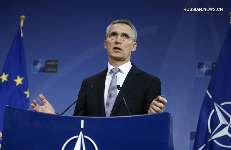 Главы МИД стран-членов НАТО достигли консенсуса по укреплению сотрудничества с ЕС