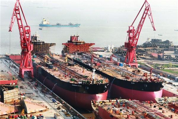 Construcción naval en China se enfrenta al peor invierno en 20 años