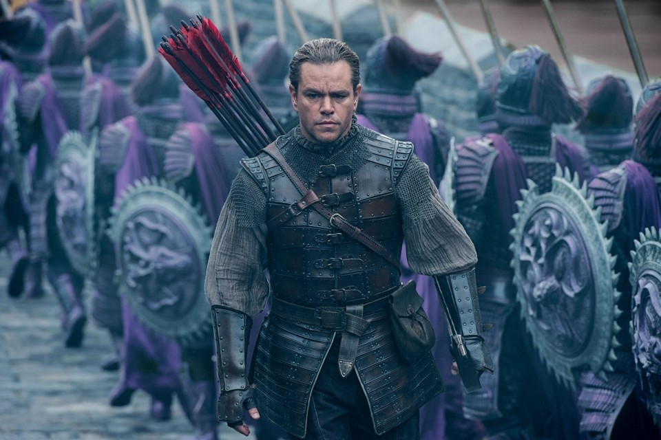 Matt Damon actor principal en una coproducción sino-hollywoodense