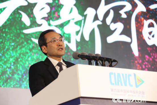 四川省委常委、常务副省长王宁在开幕式上致辞。(摄影马也)