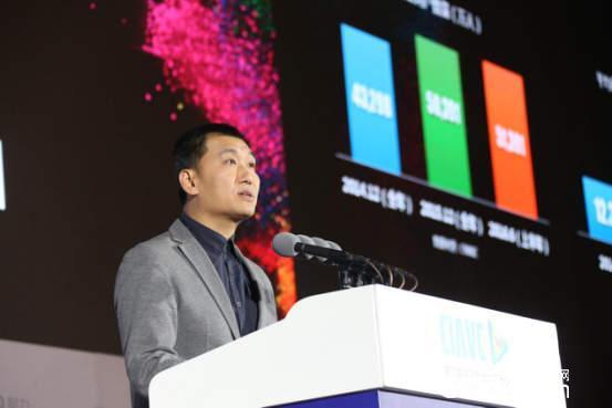 腾讯公司副总裁、企鹅影视CEO孙忠怀(摄影马也)