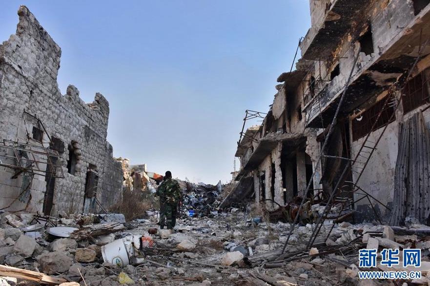 Le président al-Assad voit une étape importante à Alep