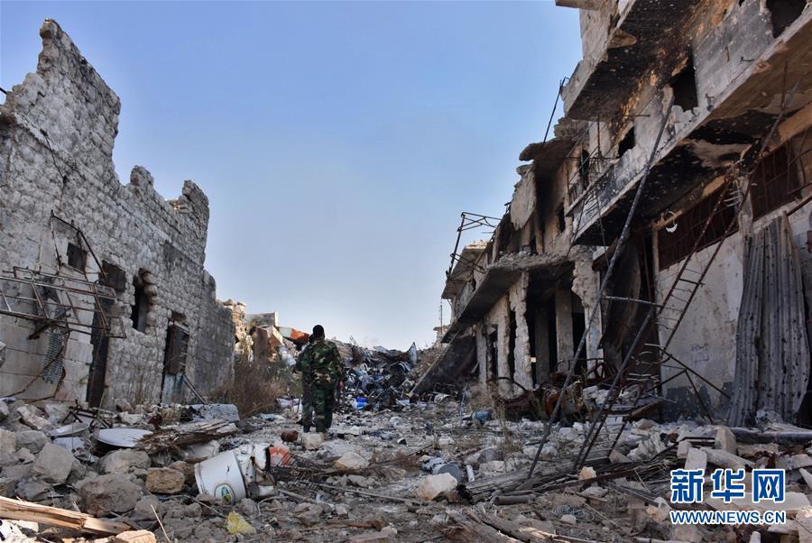 Bashar al-Assad : La reprise d