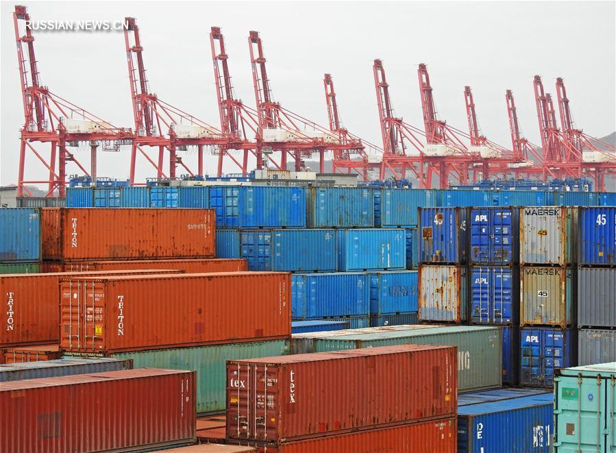 В ноябре внешнеторговый оборот Китая демонстрировал оживление