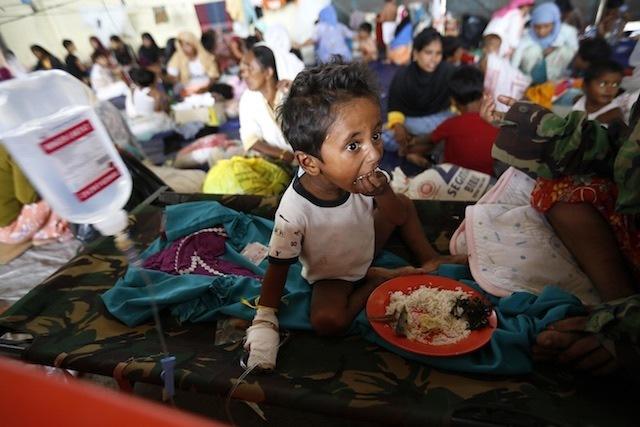 Les Rohingyas victimes de discriminations médicales