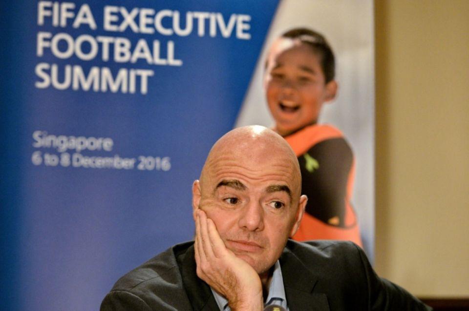 La FIFA potenciará la prevención del abuso de menores en el futuro
