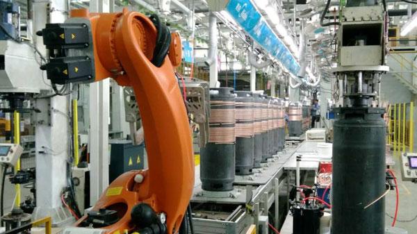 China publica plan quinquenal de manufactura inteligente