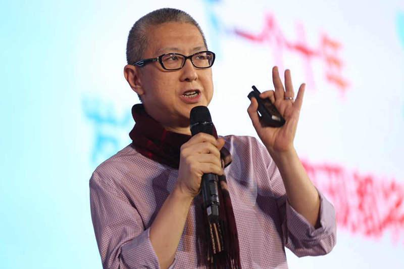优酷创始人、阿里文娱战投主席古永锵:《新视听,大文娱》