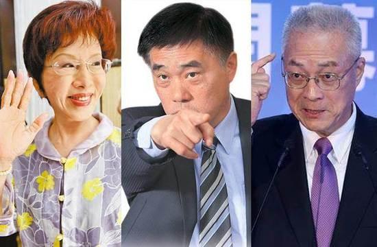 吳敦義還未決定是否參選國民黨主席