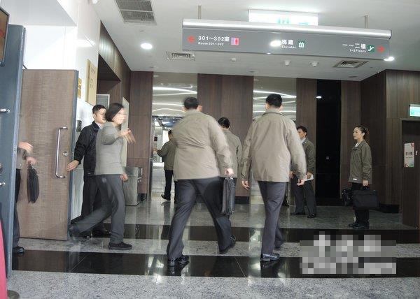 樸槿惠遭彈劾 蔡英文當局稱密切注意韓國形勢