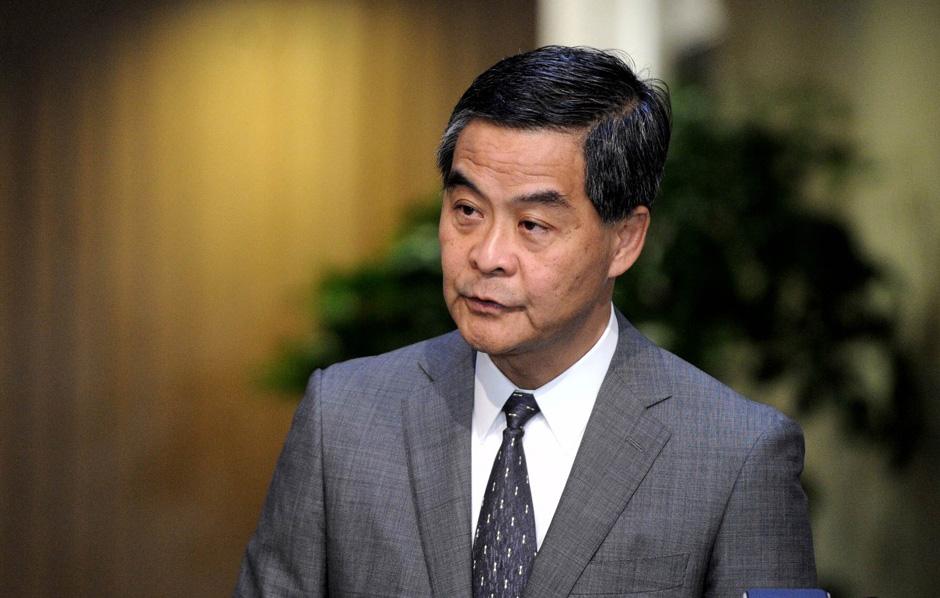 Hong Kong acoge las votaciones para el Comité Electoral que elegirá al próximo jefe ejecutivo