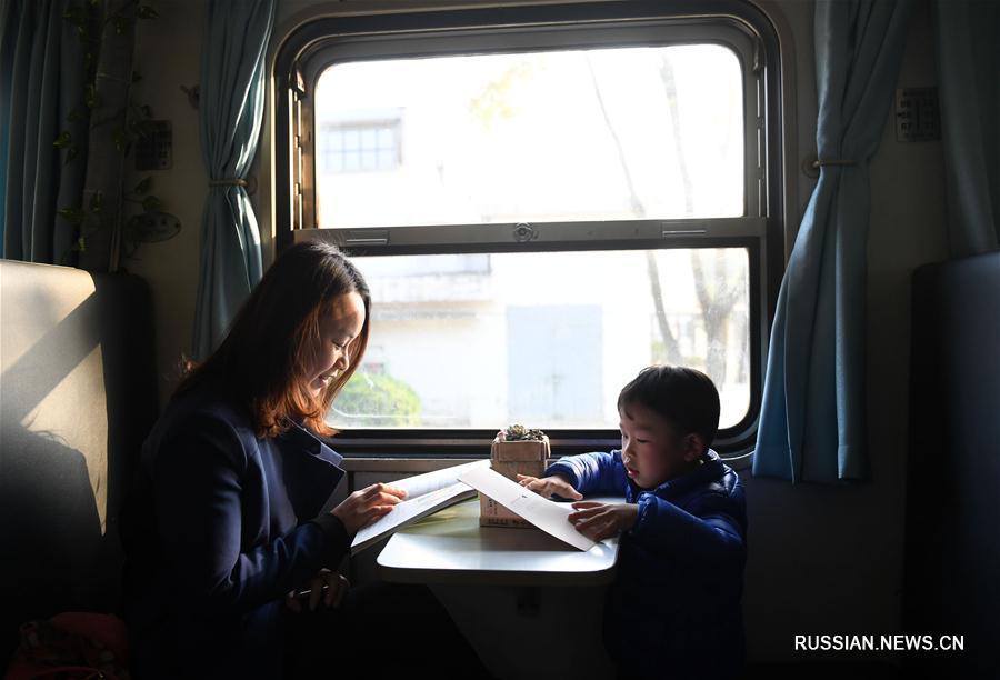 Новая жизнь старого поезда в Гуанси