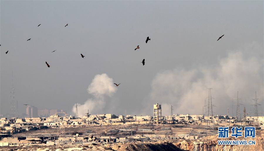 Daech aurait repris le contrôle de Palmyre
