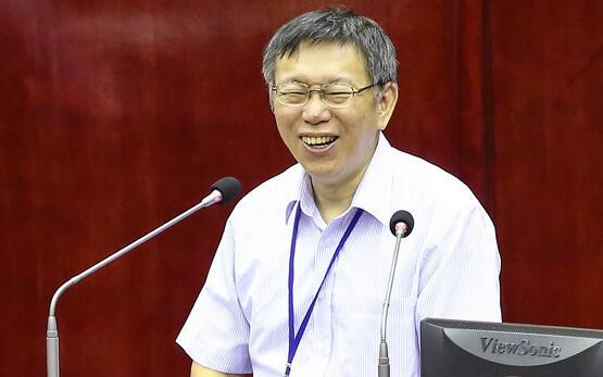 柯文哲:臺北市議員只罵人 中南部議會都拿槍