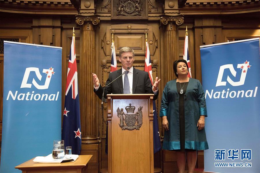 Nouvelle-Zélande : le parti au pouvoir nomme Bill English pour remplacer John Key