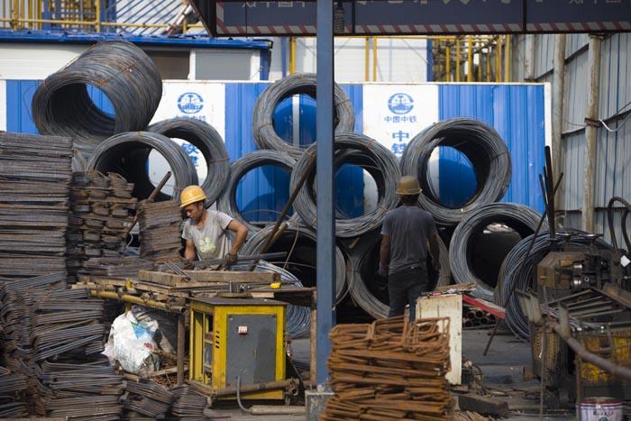 Fricción internacional debido al acero chino