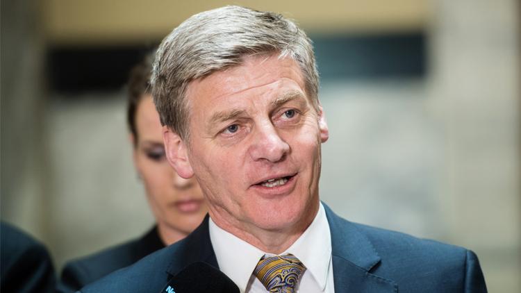 Confirman a Bill English como nuevo primer ministro de Nueva Zelanda