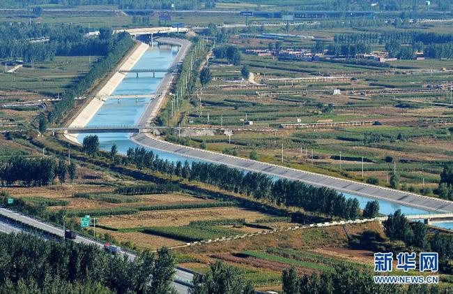 70% del agua corriente de Beijing es desviada desde el sur del país