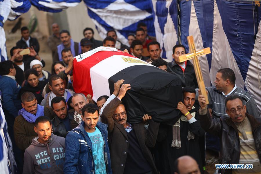 Al menos 25 muertos y 49 heridos por explosión en catedral copta de El Cairo