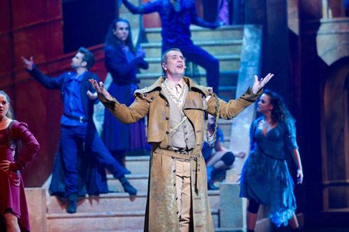 法语音乐剧《罗密欧与朱丽叶》