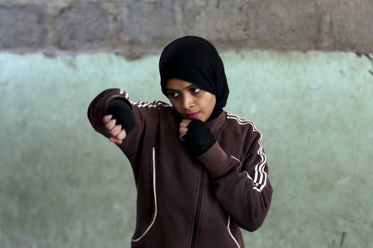 Joven paquistaní Sarah Baloch aspira a convertirse en primera mujer boxeadora en JJ OO