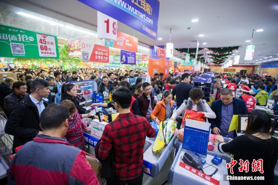 В фестиваль скидок 12.12 магазины активно использовали мобильные платежи